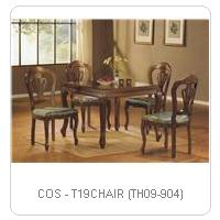 COS - T19CHAIR (TH09-904)